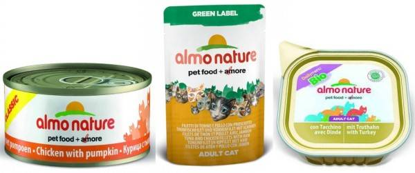 Almo Nature for dogs
