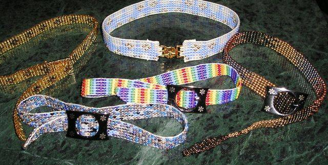 Decorative collars for dogs